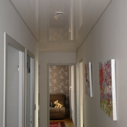 couloir laqué