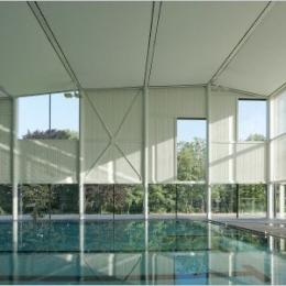 plafond piscine Kibitzenau