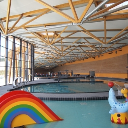 plafond piscine MIRIBEL