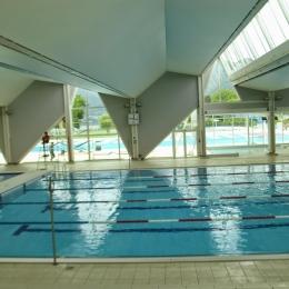 plafond piscine AIX LES BAINS
