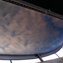plafond imprimé Musée Rudel Palavas les Flots