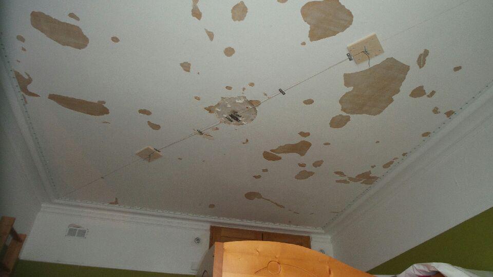 plafonds tendus meunier r novation d 39 un faux plafond staff plafonds tendus meunier. Black Bedroom Furniture Sets. Home Design Ideas
