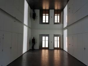 plafond miroir accueil