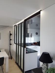 plafond tendu avec profil led (1)
