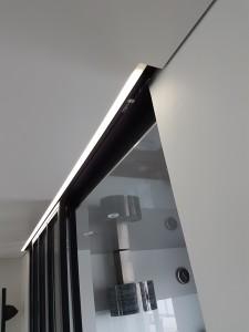 plafond tendu avec profil led (2)