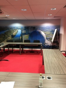 toile EDF salle réunion